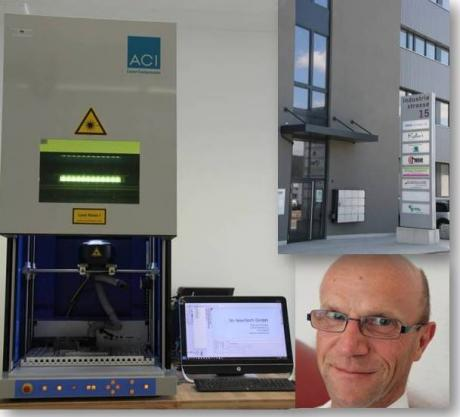 Beat Schmid, Inhaber bs-lasertech GmbH